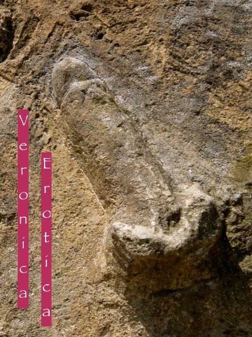 Phallus Pompeii brothel