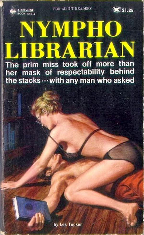 nympholibrarian