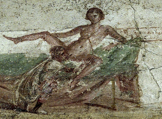 Veronica Erotica Roman Soldiers