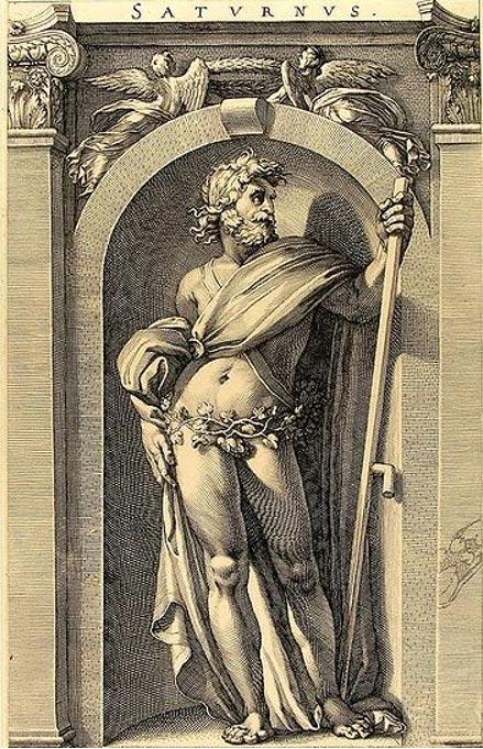 Saturn Veronica Love Erotica Saturnalia Sonnet No.9