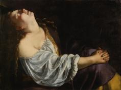 artemisia gentileschi (1593-1654) - mary magdalene
